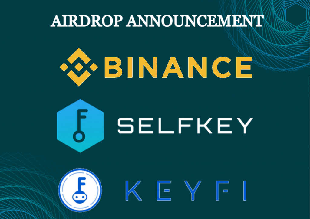 SelfKey Binance Airdrop 1 1