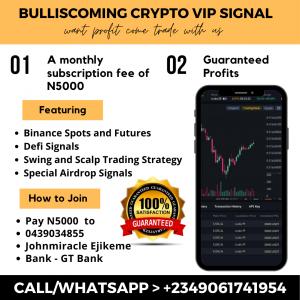 crypto signal
